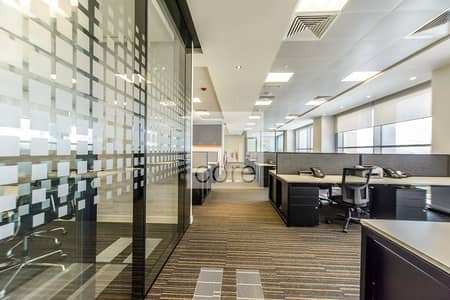 Fully Fitted and Furnished Office | 7 Parking