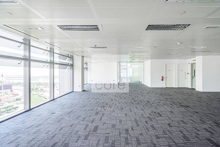 15 Ideally located  | Fitted Office | Full Floor