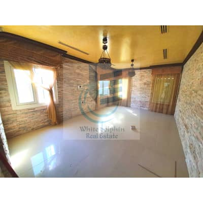 2 Bedroom Villa for Rent in Oud Al Muteena, Dubai - **FREE DEWA**LARGE NEW 2 BR MULHAQ-ALL MASTER-PRIVATE ENTRANCE FOR JUST