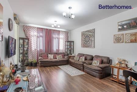 فلیٹ 3 غرف نوم للبيع في الفرجان، دبي - 3 + Maid + Study + Park View - Unique apartment