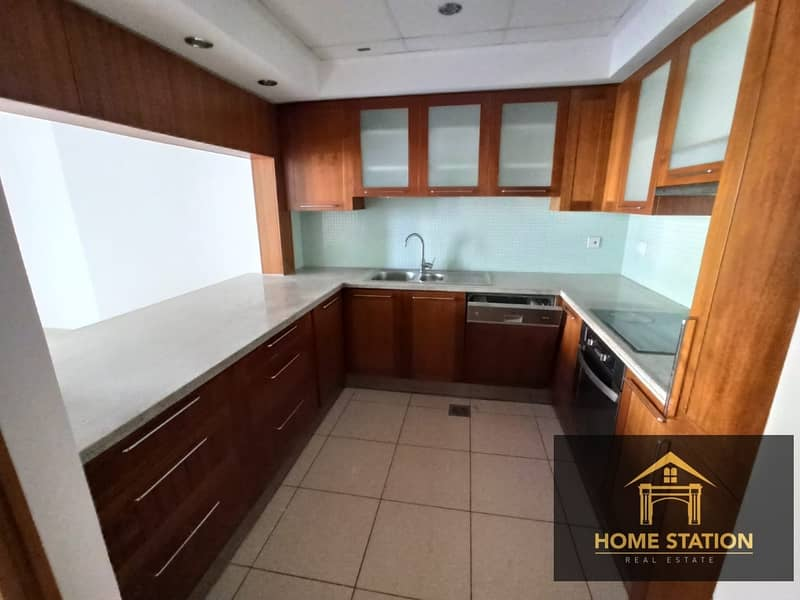 2 CANAL VIEW |TWO BALCONIES | CHILLER FREE | SPACIOUS 1BR