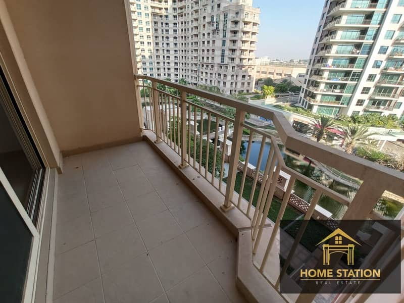 12 CANAL VIEW |TWO BALCONIES | CHILLER FREE | SPACIOUS 1BR
