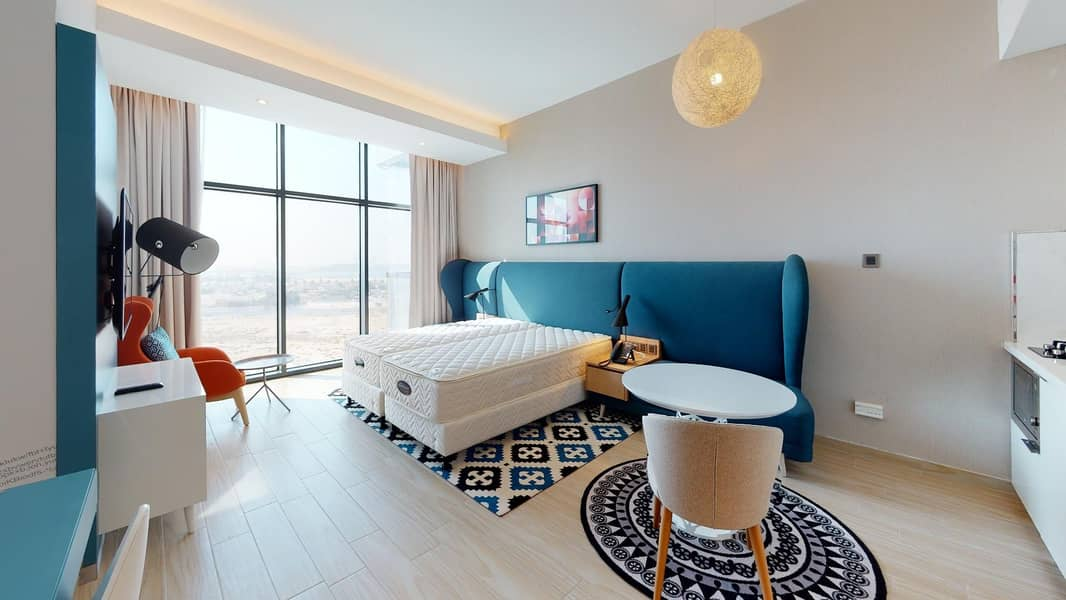 City views   Furnished   Chiller free   Flexible payments