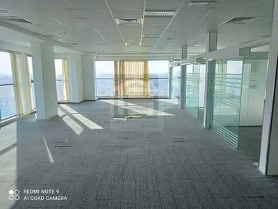 Office for Rent in International City, Dubai - Best offer of fitted office in International City for rent