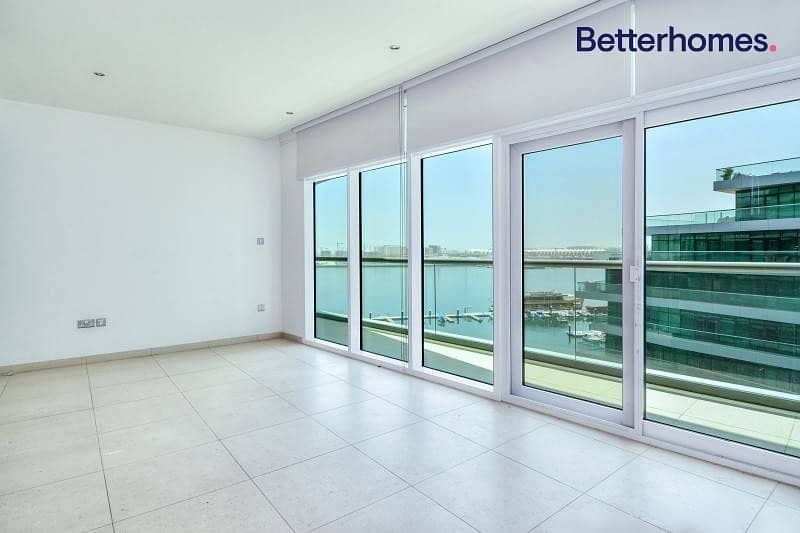 ROI|Water View|One Bedroom|Al Naseem C