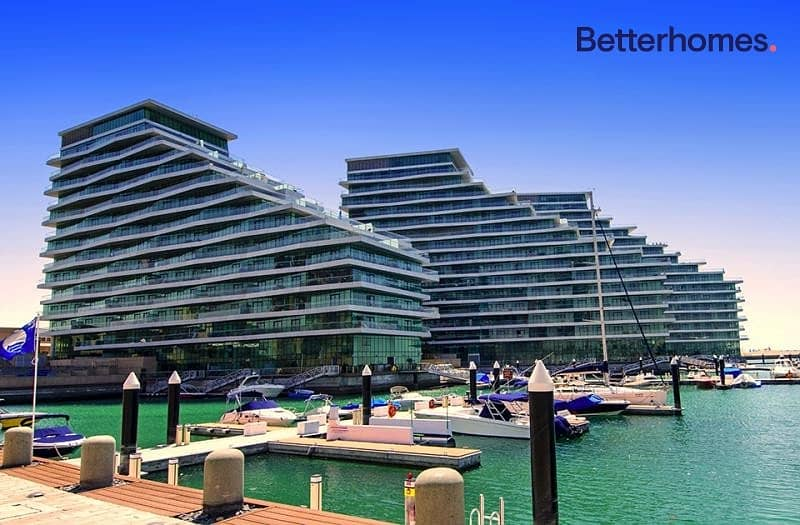 2 ROI|Water View|One Bedroom|Al Naseem C