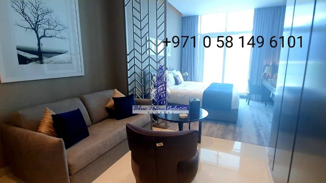 2 DAMAC Maison Prive | Studio | Canal View
