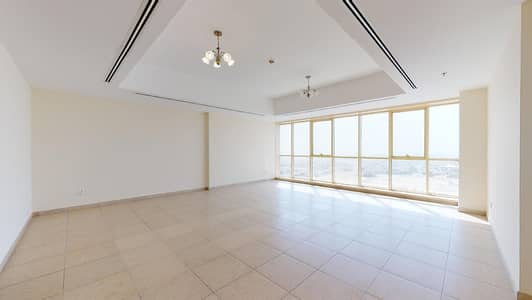 3 Bedroom Flat for Rent in Business Bay, Dubai - Maid's room | Free maintenance | Visit with your phone