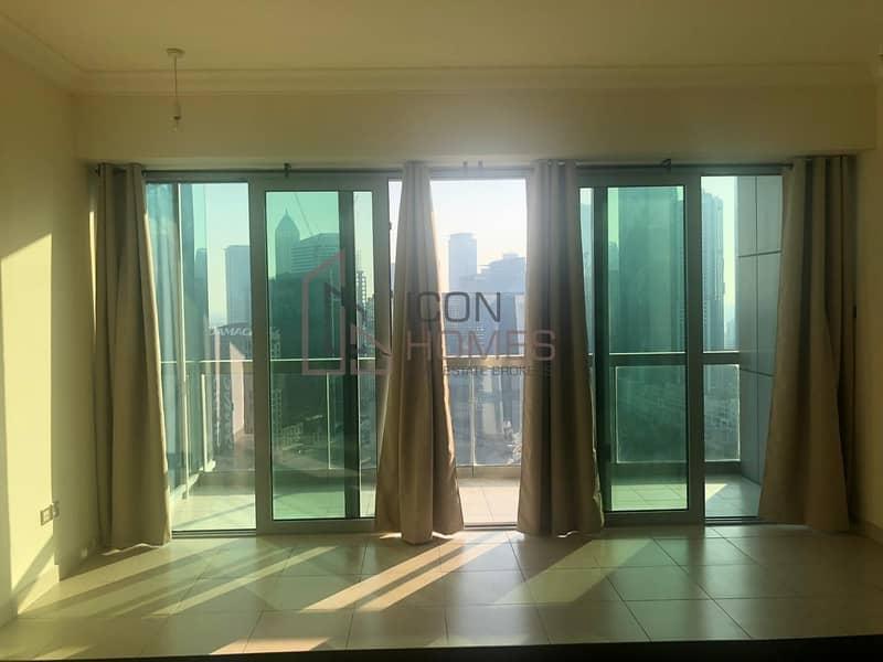 Vacant Unit | High Floor Studio |Downtown Dubai |