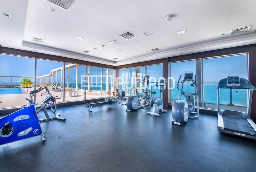 2 Air Condition Absolutely Free | Studio for Rent Pacific Al Marjan Island