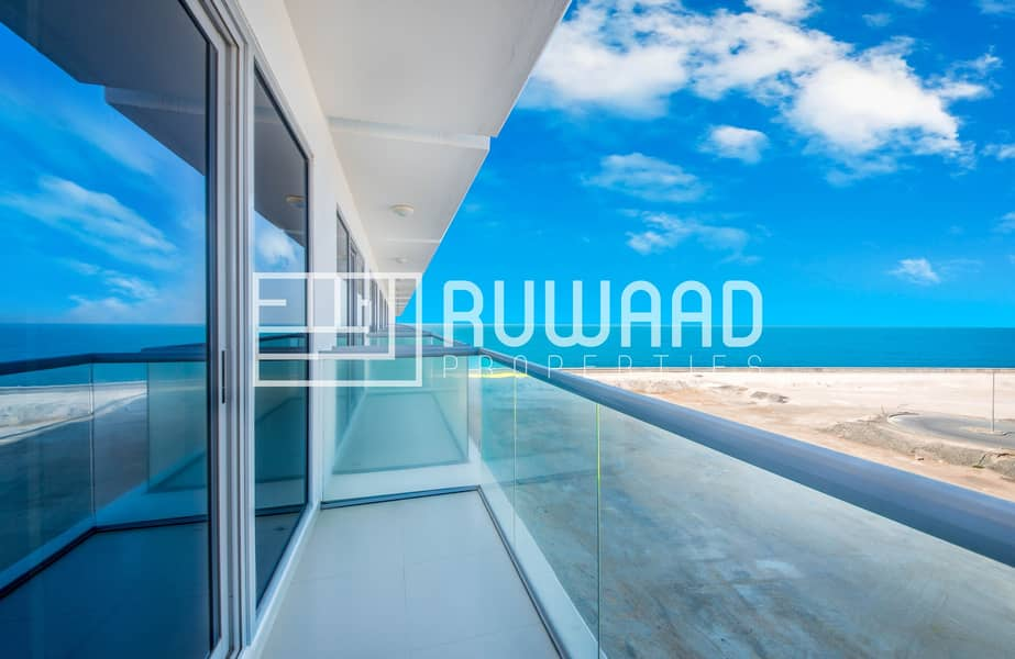 10 Air Condition Absolutely Free | Studio for Rent Pacific Al Marjan Island