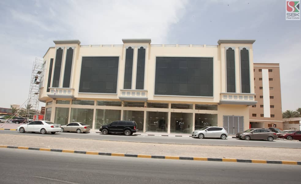 Spacious 1 BHK Available in Al Rawdha2