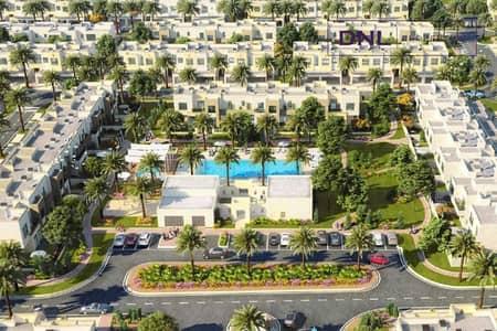 تاون هاوس 4 غرف نوم للبيع في تاون سكوير، دبي - Corner Plot | Best Loca
