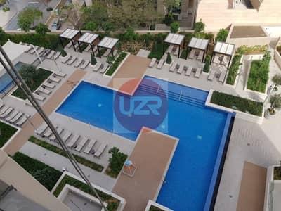 2 Bedroom Flat for Rent in Downtown Dubai, Dubai - 2 BED + STUDY - POOL & BURJ KHALIFA VIEW
