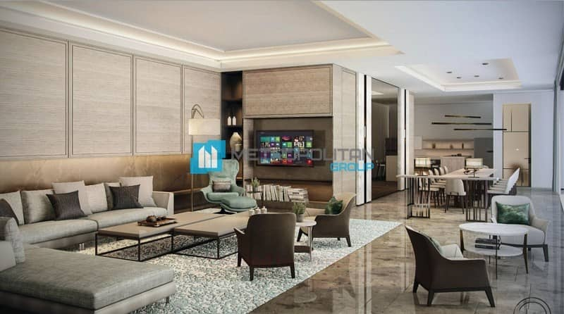 2 Exclusive Luxury Penthouse in the Address JBR