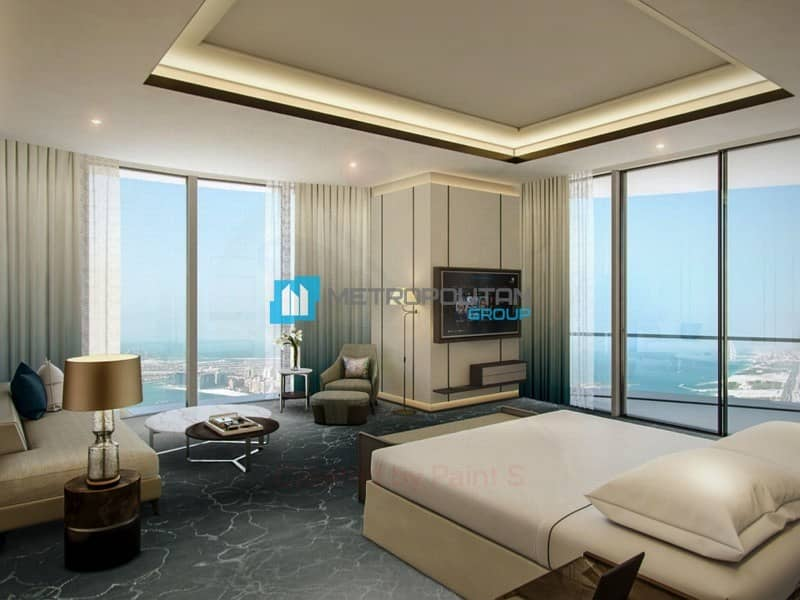 Exclusive Luxury Penthouse in the Address JBR