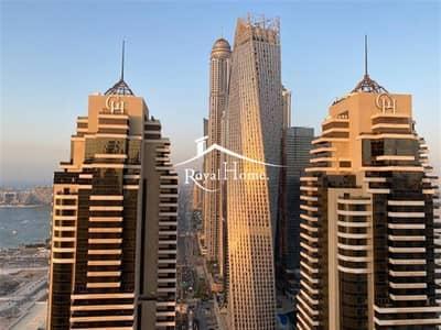 فلیٹ 5 غرف نوم للايجار في دبي مارينا، دبي - Best five bedroom in Dubai Marina