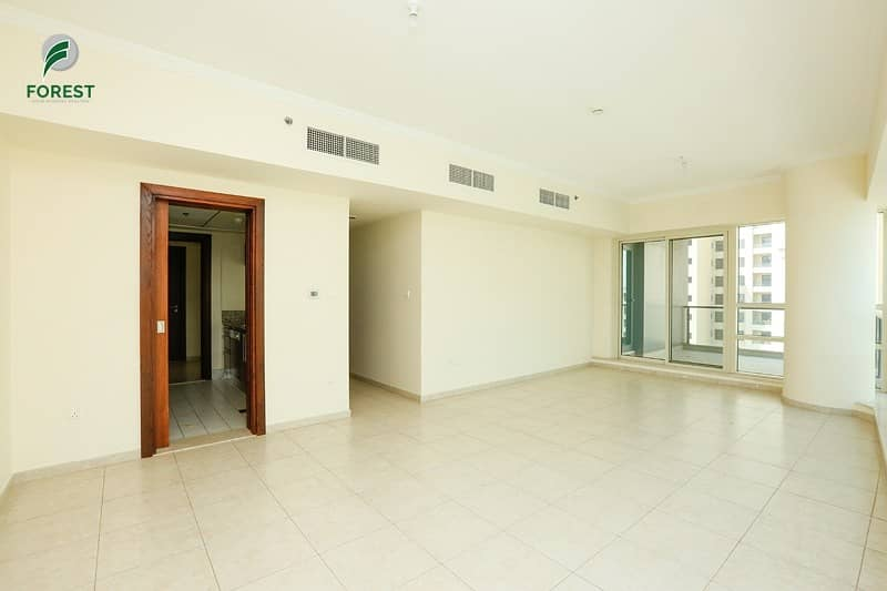 2 Exclusive | Vacant | Fully Furnished |Marina & Sea