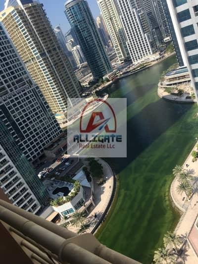 فلیٹ 2 غرفة نوم للايجار في أبراج بحيرات الجميرا، دبي - HUGE 2BHK WITH LAKEVIEW CHEAPEST IN MARKET