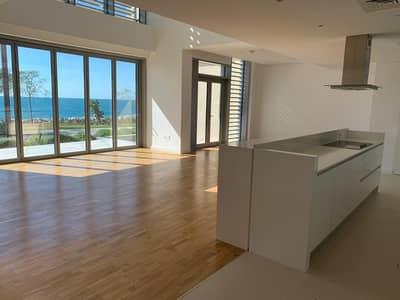 تاون هاوس 4 غرف نوم للبيع في جزيرة بلوواترز، دبي - living area