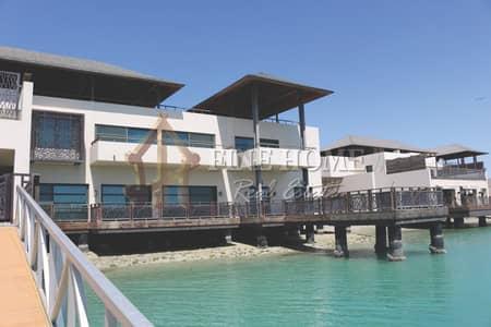 9 Bedroom Villa for Sale in Al Gurm, Abu Dhabi - Sea Full View Villa | 9 BR | Patio | 15