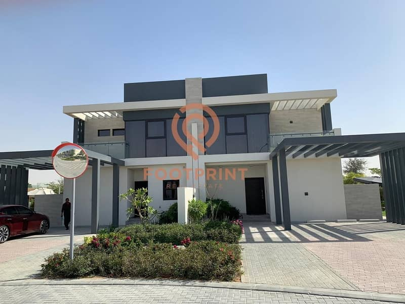 3 Bedroom Townhouse | Single Row | Full Park View + Golf Community
