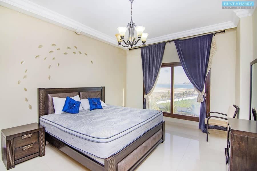 Furnished - Sea view with Hotel Facilities - Al Marjan Island