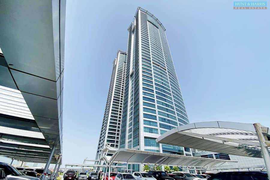17 Julfar Tower - Vacant Office Space - Available Immediately
