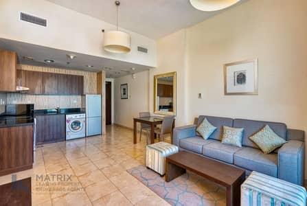 شقة 1 غرفة نوم للايجار في مدينة دبي الرياضية، دبي - Elegant Spacious / Fully Furnished  / Flexible Plan