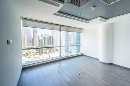 مکتب  للايجار في الخليج التجاري، دبي - Fitted Office | High Floor | DED License
