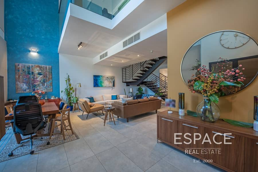 2 Ultra-Modern 4 Bedroom with Private Elevator