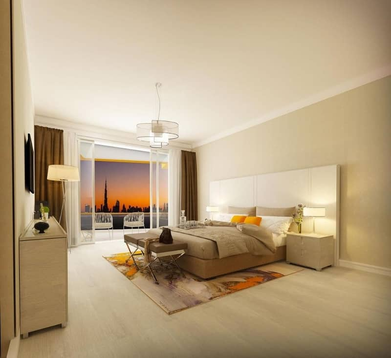 2 Buy One- Bedrooms Apartment and Get 50% discount to Second One/ Spectacular View in Binghatti Avenue at Al Jaddaf