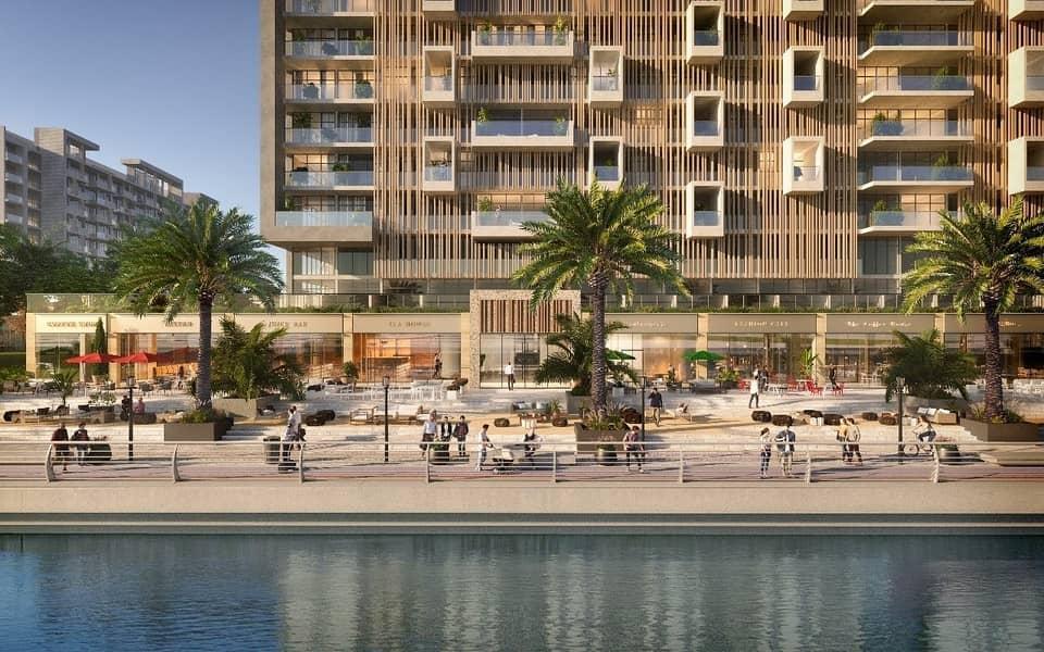 2  Dubai's New Waterfront Lifestyle Community in Meydan
