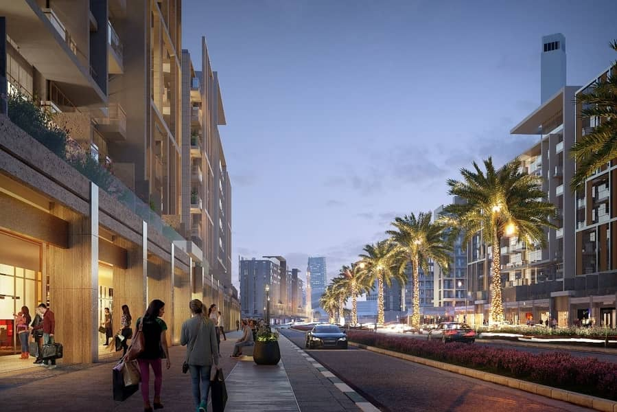 6  Dubai's New Waterfront Lifestyle Community in Meydan