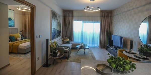 1 Bedroom Apartment for Sale in Downtown Jebel Ali, Dubai - One- Bedroom Furnished Apartment with 4- Years Payment Plan at Jabel Ali by Azizi Development