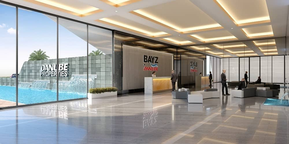 32 Stunning One -Bedroom- Furnished Apartment in Business Bay / Flexible Payment Plan