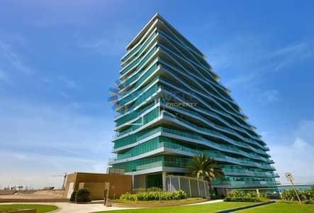 استوديو  للايجار في شاطئ الراحة، أبوظبي - Hot Deal | Sea View | Luxurious Apartment