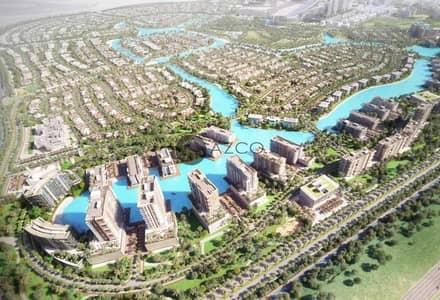 Plot for Sale in Mohammad Bin Rashid City, Dubai - Waterfront Villa plot | 2 Years Payment Plan