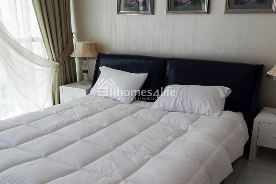 2 one Convertible to 2 bdr| Fully Furnished | ready to move|