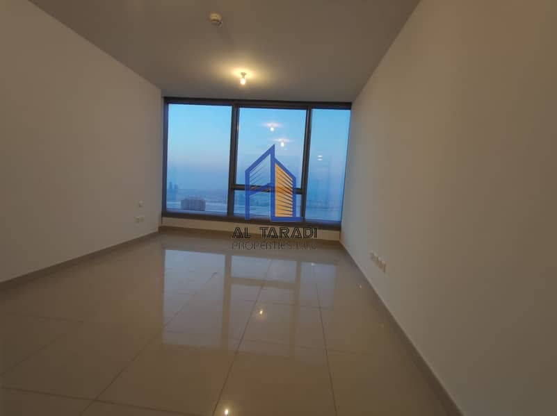 One Month Free!Spacious  2 bedrooms+Maids+Study