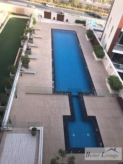 Pool View Top Quality Spacious 1 bed in jvc