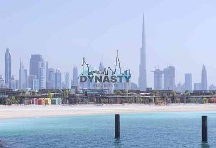 Plot for Sale in Pearl Jumeirah, Dubai - Multiple Options |Sea view/ Beach View Available