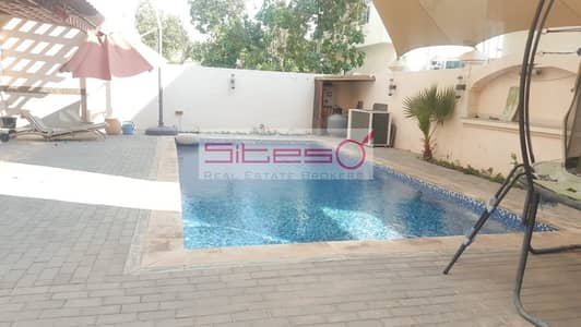 3 Bedroom Villa for Rent in Jumeirah, Dubai - Amazing 3BR independent villa with Pvt Pool