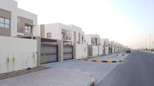 Brand New 5BR Villa | 5 master rooms | Parking | Garden | Gated Community