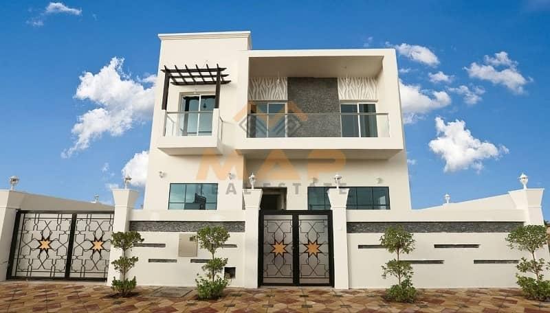 Luxury 5bhk corner Villa for Sale in Al Helio 2 Ajman