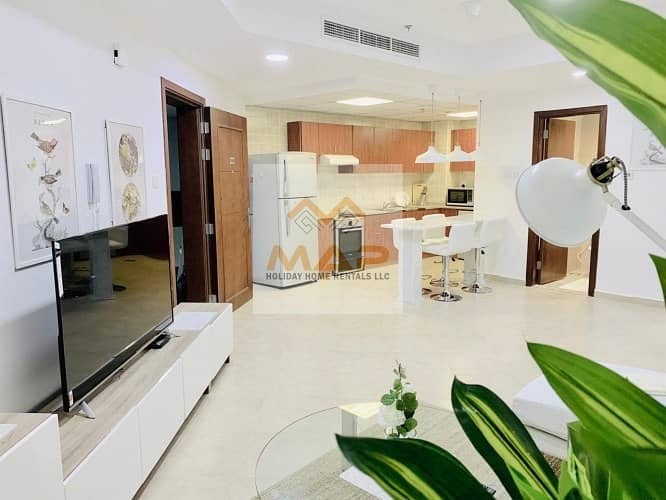 Fully Furnished 2bhk with two balconies close to metro