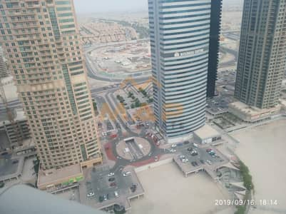 2 Bedroom Apartment for Rent in Jumeirah Lake Towers (JLT), Dubai - 2bhk on middle floor with balcony close to metro