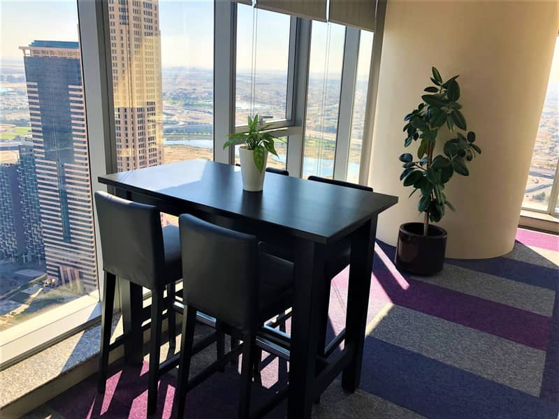 Extended Meeting Room