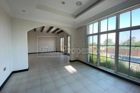 4 Bedroom Villa for Sale in Jumeirah Golf Estate, Dubai - Fully Maintained/Fire Course View | Best Deal