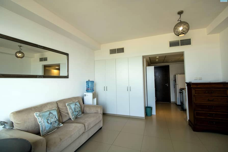 Amazing Sea View - Modern Fully Furnished Studio Apartment